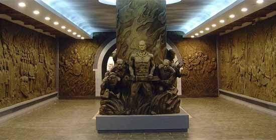 博物馆网上买足彩——浮雕