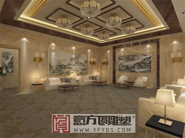 在中国古代建筑上的彩绘主要绘于梁和枋,柱头,窗棂,门扇,雀替,斗拱